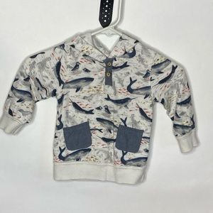 Genuine Kids From Osh Kosh Thermal Hooded Sz 2T